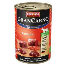 Konserwa GranCarno Original Adult z wołowiną - 400g