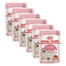 Saszetka Royal Canin KITTEN Instinctive 6 x 85g