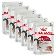 Royal Canin INSTINCTIVE 6 x 85 g - saszetka