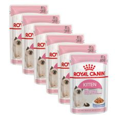 Royal Canin KITTEN Instinctive in Jelly 6 x 85 g - w galarecie