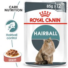 Royal Canin HAIRBALL CARE - saszetka 85g
