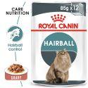 Royal Canin HAIRBALL CARE - saszetka 85g
