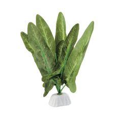 Jedwabna roślina do akwarium- plastikowa, 12cm