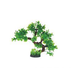 Plastikowa roślina do akwarium KB – 008- 22 x 5 x 24 cm