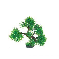 Plastikowa roślina do akwarium  KB – 013 - 23 x 5 x 25,5 cm