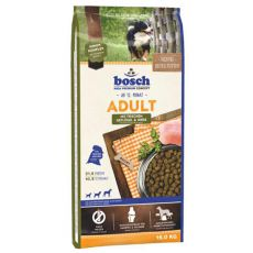 Bosch ADULT Poultry and Millet 15kg