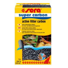 sera super carbon 250 g (aktywny węgiel)