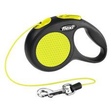 Smycz Flexi Neon XS do 8kg  - 3m linka