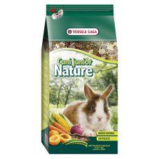 Cuni Junior Nature 2,5 kg - karma dla młodych królików karłowatych