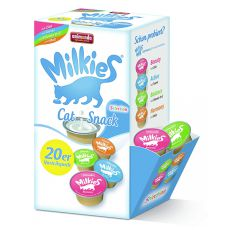 Animonda Milkies Cat Snack - SELECTION 20 x 15g