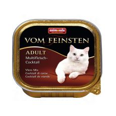 Animonda Vom Feinsten Adult Cats - multi koktajl z mięsa 100g