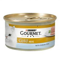 Konserwa Gourmet GOLD - pasztet z tuńczyka, 85g