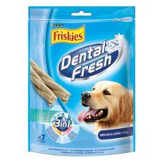 FRISKIES Dental Fresh - 7 szt., 180g