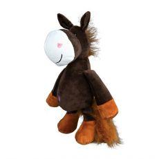 Pluszowa zabawka dla psów, koń – 32cm