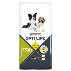 Versele Laga Opti Life Adult Medium 12,5kg