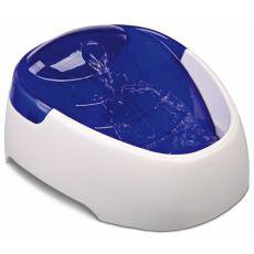 Fontanna TRIXIE automat na wodę, dla psów - biało-niebieska, 1l