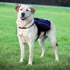 Uprząż z torbą, dla psa, L - 29 x 15 cm