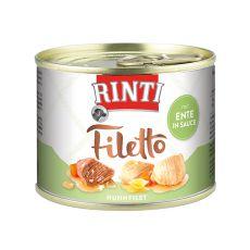 Rinti Filetto - kurczak i kaczka w sosie, 210g