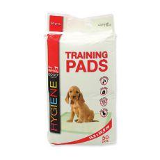Szkoleniowe, higieniczne podkładki dla psów - 50 szt.