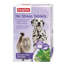 BEAPHAR No Stress Tablets - 20 tabletek