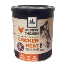 Konserwa Terra Natura Country Chicken Meat 800g