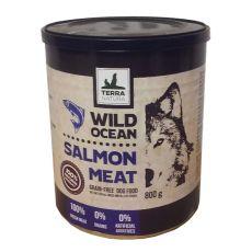 Konserwa Terra Natura Wild Ocean Salmon Meat 800g
