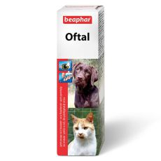 Beaphar Oftal krople do oczu - 50ml