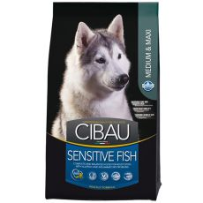 Farmina MO SP CIBAU dog SENSITIVE Fish MEDIUM & MAXI 2,5 kg