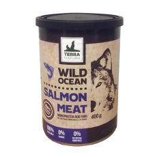 Konserwa Terra Natura Wild Ocean Salmon Meat 400g