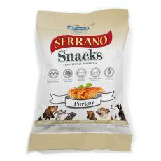 Przysmaki dla psów MEDITERRANEAN NATURAL z mięsem z indyka - 100 g