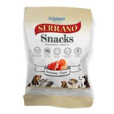 Przysmaki dla psa MEDITERRANEAN NATURAL z szynką Serrano - 100 g
