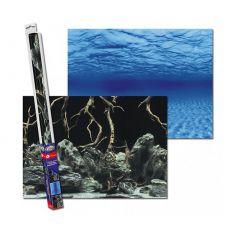 Tło do akwarium ROOTS/WATERS S - 60 x 30cm