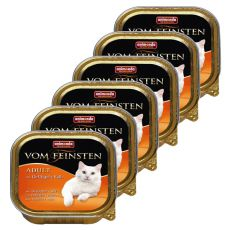 Animonda Vom Feinsten Adult Cats - drób i cielęcina 6 x 100g.