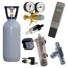CO2 AAA set 2kg + miernik pH GRATIS