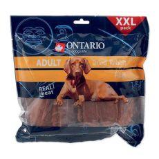 Ontario Snack Dry Rabbit Fillet XXL, 500g
