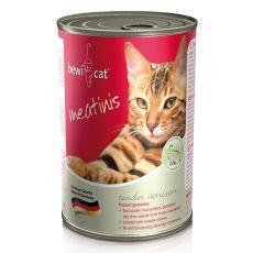 BEWI CAT Meatinis WILD, 400g konserwa