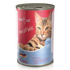 BEWI CAT Meatinis SALMON, 400g konserwa