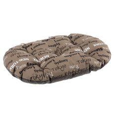 Poduszka RELAX C 65/6 dla psów - owalna, 65 x 42cm