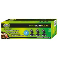 Oświetlenie do oczka wodnego NLEDPB-3LED 3x2W