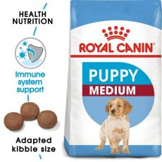 ROYAL CANIN MEDIUM PUPPY 4 kg