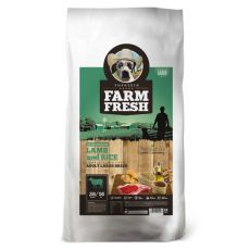 Farm Fresh Lamb and Rice Large Breed 15kg
