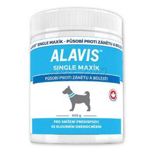 ALAVIS Single Maxík przeciwbólowe i przeciwzapalne, 600g