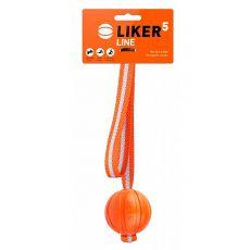 Szarpak dla psa LIKER Line z taśmą 5cm