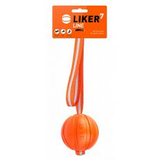 Szarpak dla psa LIKER Line z taśmą 7cm