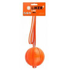 Szarpak dla psa LIKER Line z taśmą 9cm