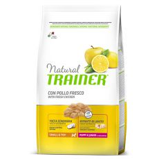 Trainer Natural Small and Toy, Puppy & Junior, kurczak 2kg