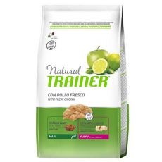 Trainer Natural Puppy Maxi, kurczak 12kg