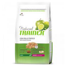 Trainer Natural Junior Maxi, kurczak 12kg