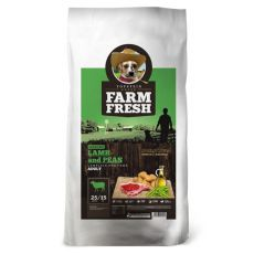 Farm Fresh Lamb and Peas GF 2kg