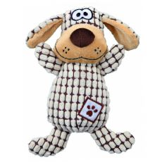 Zabawka dla psa - pluszowy pies 26cm